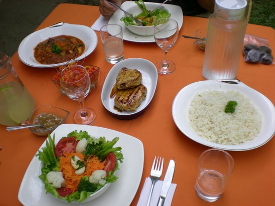 "EcoLodge ""La Bonita"": dinner"