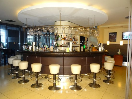 Lindner Hotel Am Belvedere: Bar area