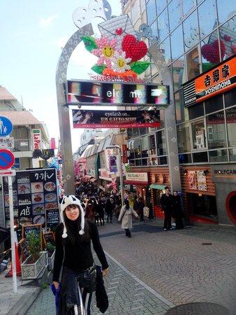 Harajuku Takeshita-dori: Melhor lugar do mundo