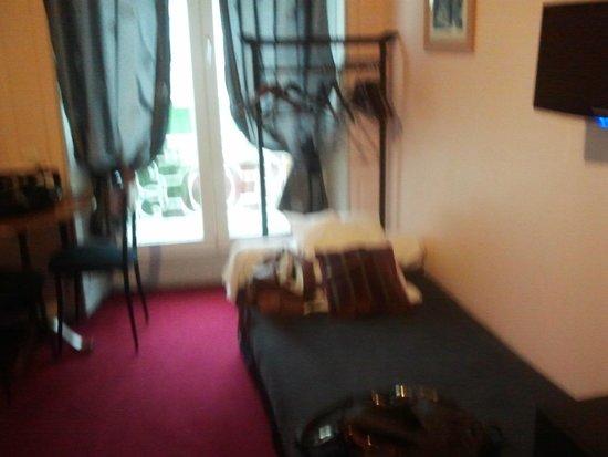 Hotel de la Paix: Chambre