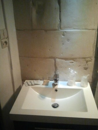 Hotel de la Paix : Salle de bain