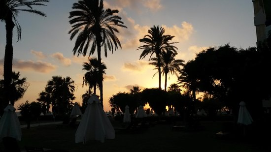 Louis Imperial Beach: Sunset over Pafos 1