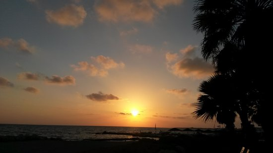 Louis Imperial Beach: Sunset over Pafos 2