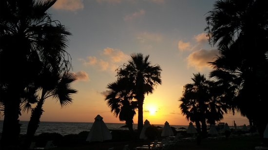 Louis Imperial Beach: Sunset over Pafos 3