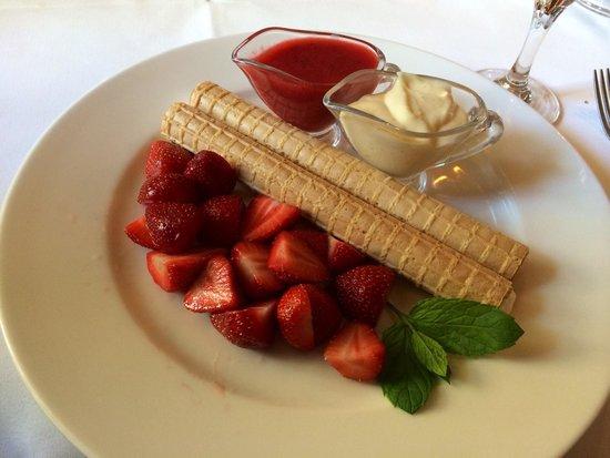Restauracja Polska Rozana : Sobremesa/ Desert