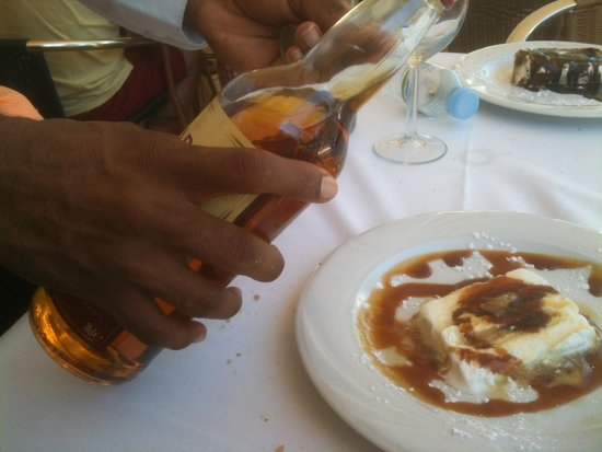 El Recreo: la tarte arrosée au whisky