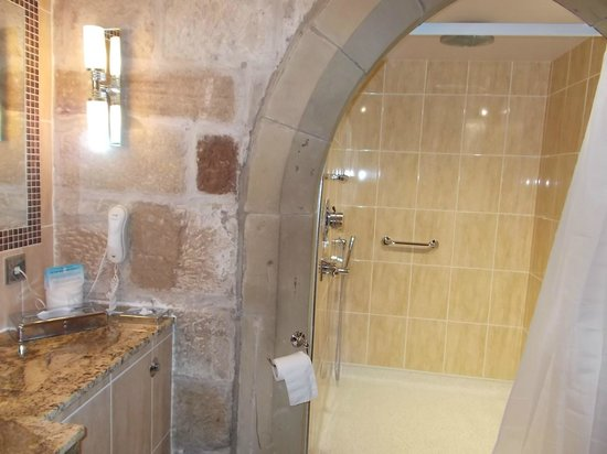 Best Ever Walk In Shower Room 2 De Luce Picture Of Langley Castle