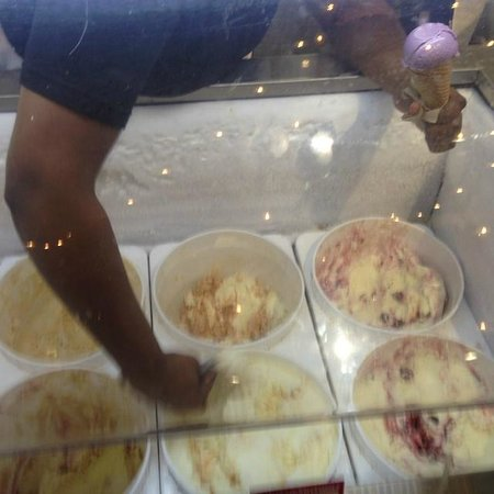 Jeni's Splendid Ice Creams: If you can't decide they'll give you a sample
