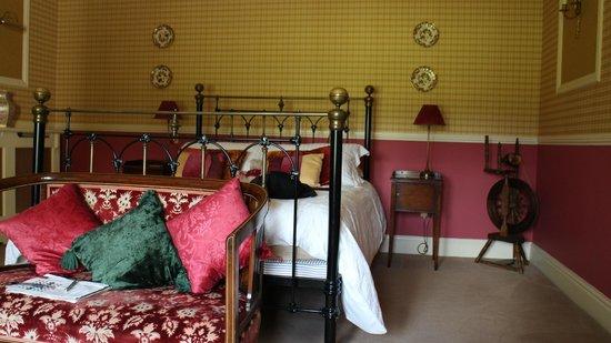Plas Y Dderwen Bed and Breakfast: Fantastic eye to detail in the room