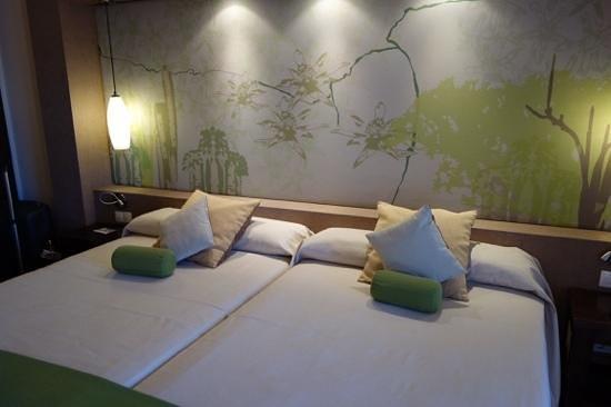 Sandos San Blas Nature Resort & Golf: erg mooie kamers
