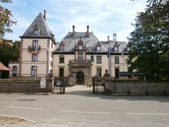 Domaine de Beaupré : Domaine de Beaupre