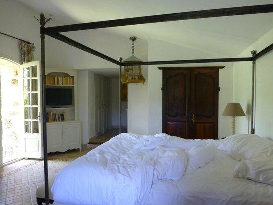 La Bastide de Moustiers : chambre