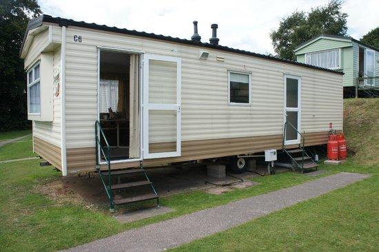 Parkdean - Torquay Holiday Park: caravan