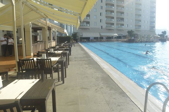 Goldcity Tourism Complex: Pool