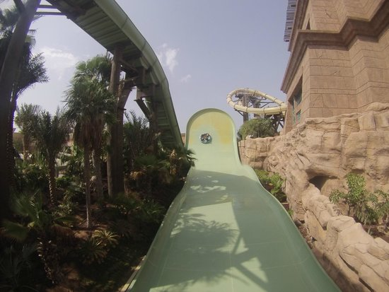 Aquaventure Waterpark : New Slide