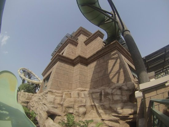 Aquaventure Waterpark: The New Tower