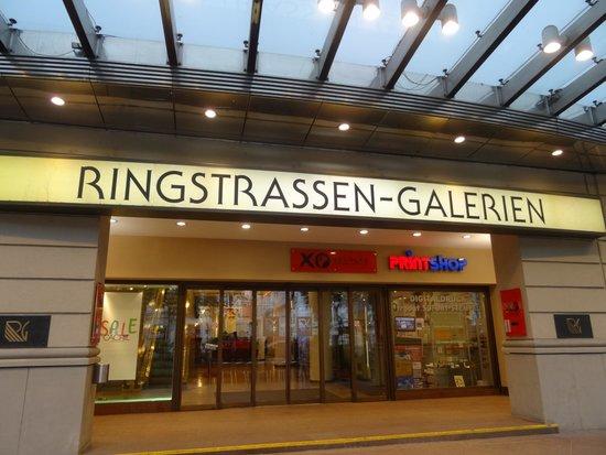 Ringstrasse : Ringstraße