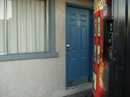 Travelodge Page: l' entrée de la chambre