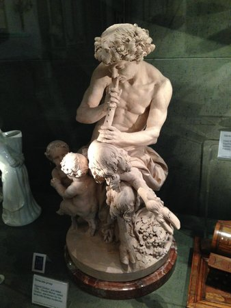 The Bowes Museum: Clodian terracotta