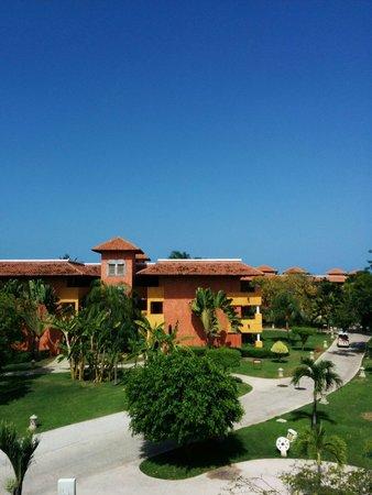 Iberostar Paraiso Lindo: View from room 5573