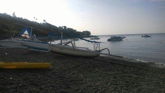 Jemeluk Beach: Great place for snorkeling