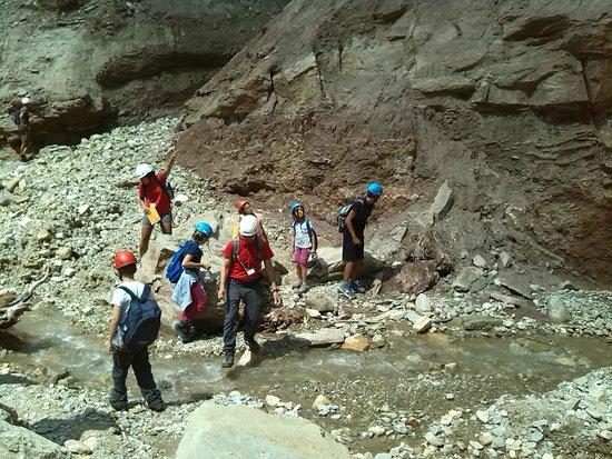 GEOPARC Bletterbach - UNESCO World Heritage: Alla ricerca di fossili
