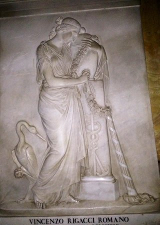 Abbazia Greca di San Nilo: Внутреннее убранство главного собора аббатства