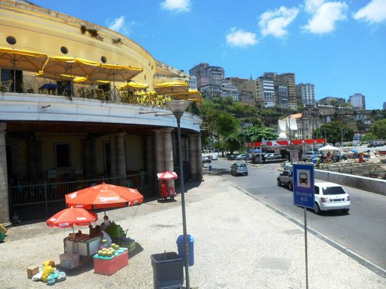 Salvador Bus Turistico: Salvador Bus - Vista Mercado Municipal