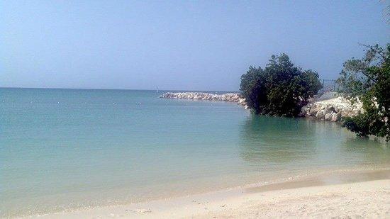 Hotel Riu Palace Jamaica: Beach