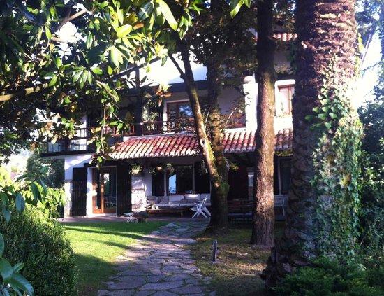 Villa Lorenea: Primera vista.