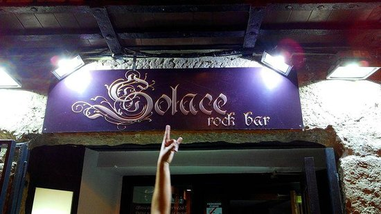 Solace Rock Bar
