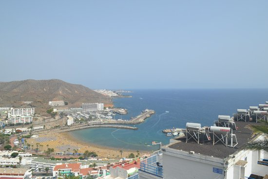 Servatur Puerto Azul : vue de la chambre