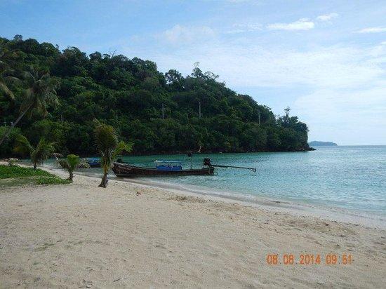 Phi Phi Island Village Beach Resort : Beautiful!