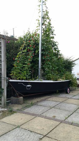 The Plough: The Vegetable boat
