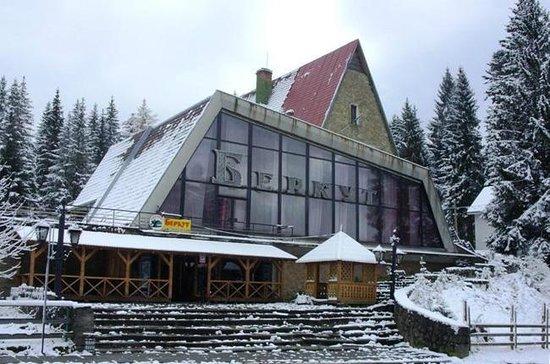 Hoteles en Yablunitsa