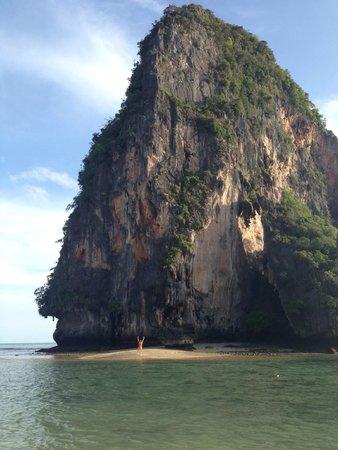 Railay Beach: Пра нанг