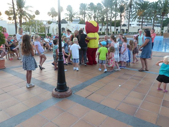 HD Parque Cristobal Gran Canaria: kids fun