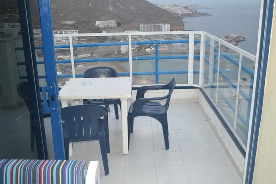 Servatur Puerto Azul : balcon