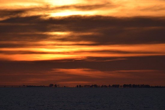 Sandpiper Gulf Resort: Fort Myers sunset