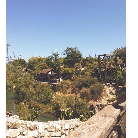 PortAventura Park: Дикий запад