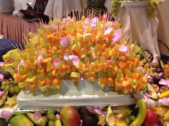 Club Family Hotel Palace Lido: un super dessert pour une soirée de gala