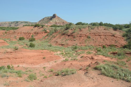 Palo Duro Canyon State Park : il parco