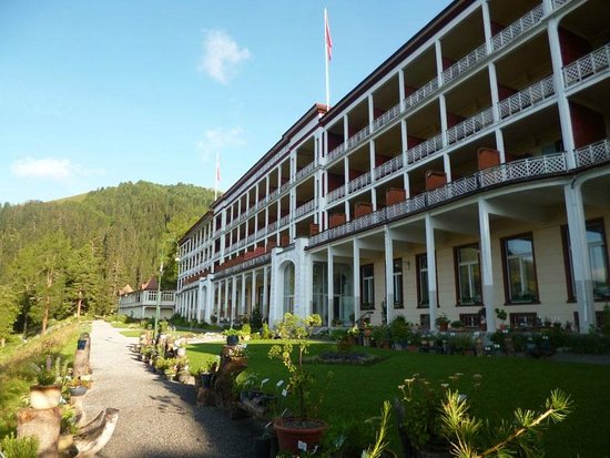 Berghotel Schatzalp: Belle Epoque Hotel
