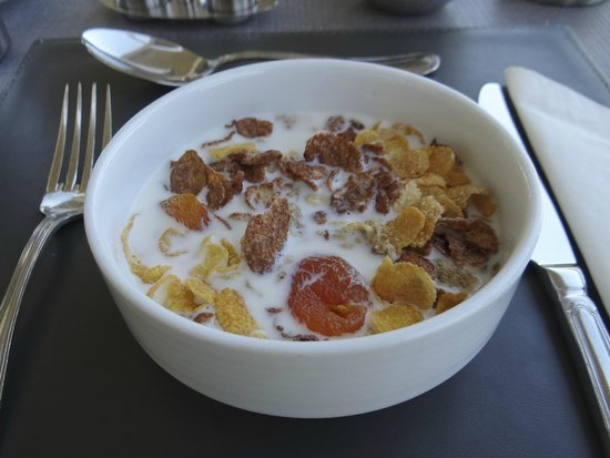 St. George Lycabettus Lifestyle Hotel: Nutrient breakfast, top quality!