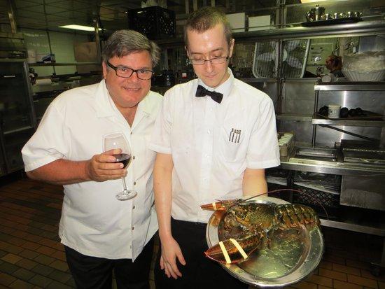 Bern's Steak House: kitchen tour & guide