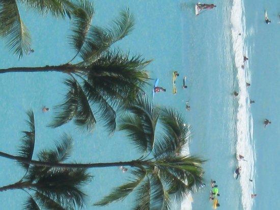 Holiday Inn Resort Waikiki Beachcomber: view from balcony