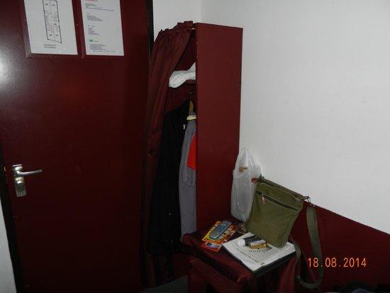 Hotel Ben: armadio