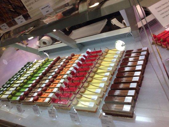 Galeries Lafayette Gourmet : Desserts