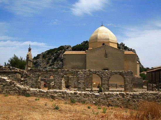 Argassi, Greece: Monastery of Panagia Skopiotissa
