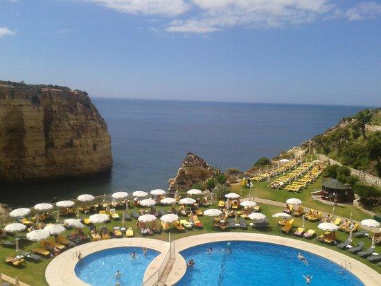 Tivoli Carvoeiro: view from the room